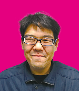 木皿 由騎  (入社8年目)